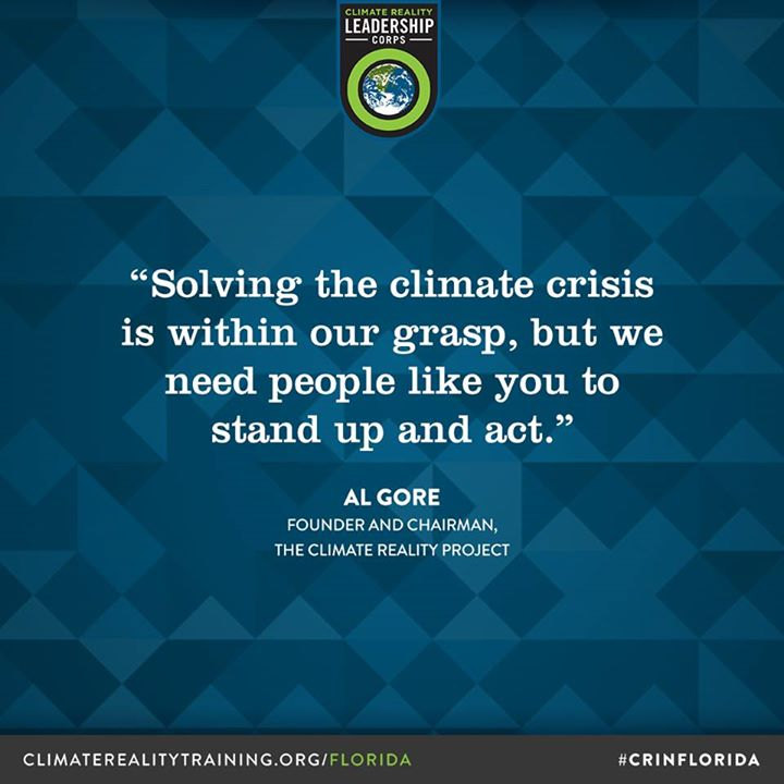 Solving the climate crisis